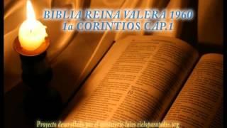 BIBLIA REINA VALERA 1960 1a CORINTIOS CAP 1