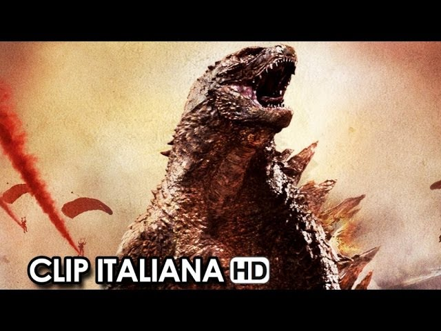 Godzilla Clip Ufficiale Italiana 'M.U.T.O.' (2014) - Gareth Edwards Movie HD