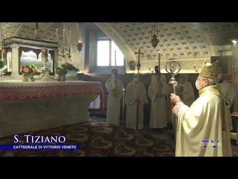 Solenne Pontificale di San Tiziano 2021
