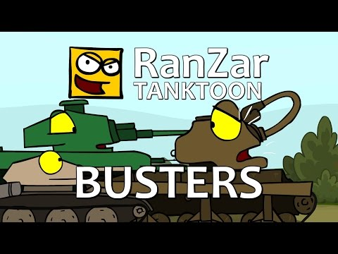 Tanktoon #75 - Krotitelia Duchov