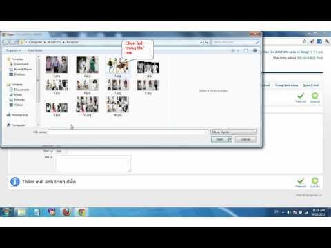Bizweb - Hướng dẫn tạo slideshow hình ảnh