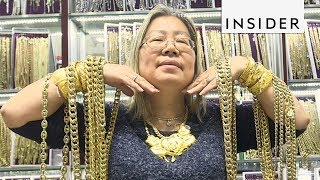 Hip-Hop Stars Get Bling From This Woman