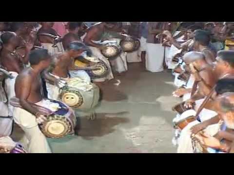 Panchavadyam Rohini Vilakku
