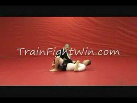 Back Roll Armbar Escape