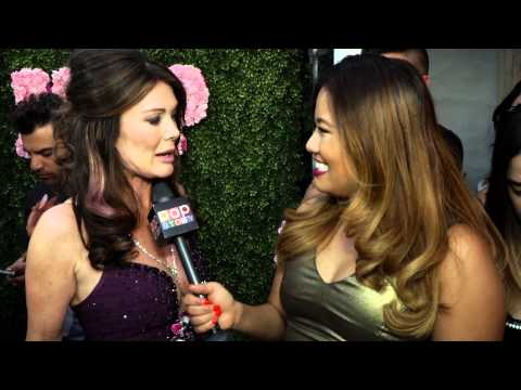 Lisa Vanderpump Pump Garden Grand Opening