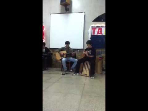 Cover Blackbird - The Beatles - IPV 2013 - YouTube