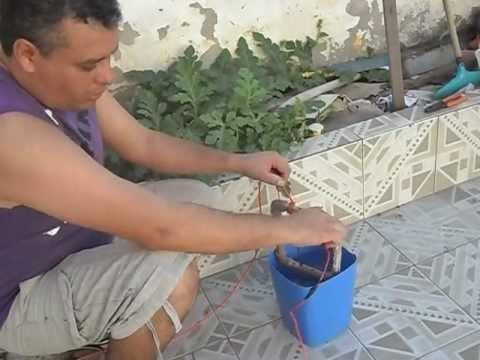 como fazer uma maquina de solda caseira