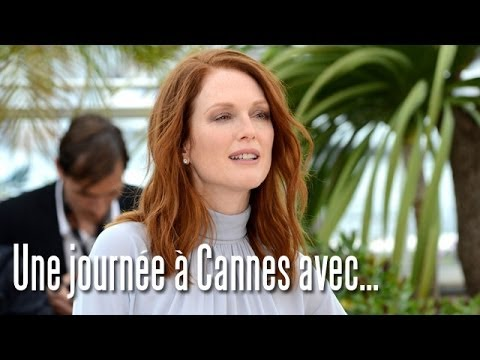 Une Journée à Cannes avec Julianne Moore [Maps to the Stars]