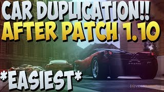 GTA 5 ONLINE: CAR DUPLICATION GLITCH! DUPLICATE CARS AFTER PATCH 1.10 (GET FRIENDS CARS) EASIEST WAY