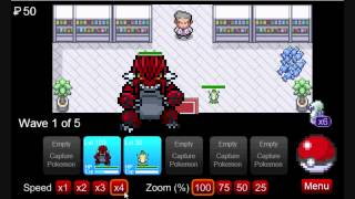 Pokemon Tower Defense 2: Groudon And Celebi Giveaway