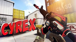 CS:GO - M4A1-S Cyrex Gameplay