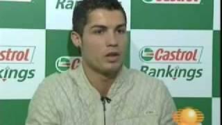 Cristiano Ronaldo Habla De Mexico