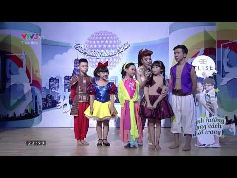 Bước nhảy hoàn vũ nhí - Phần 2 - 22/8/2014