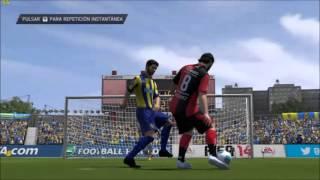 Rosario Central Vs NOB En El Fifa 2014