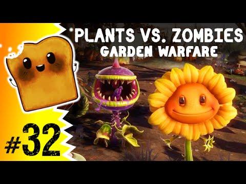 Gry dla Dzieci: Plants vs. Zombies: Garden Warfare #32 - Słoneczko