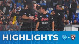 HIGHLIGHTS   Napoli - Torino 1-0   Serie A - 8ª giornata