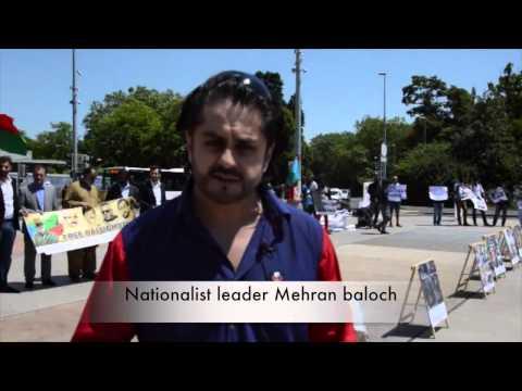 Human Rights abuses across Balochistan   Mehran Baloch