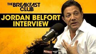 Wolf Of Wall Street Jordan Belfort Talks The Art Of Sales, Quaaludes & More