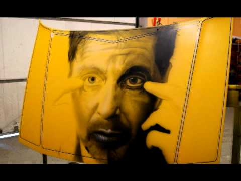 ej playlist airbrush www maaks pl airbrush photorealistic step by step