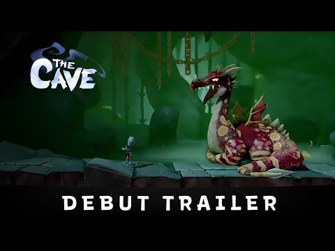Новая игра Рона Гилберта называется The Cave и выйдет в начале 2013-го