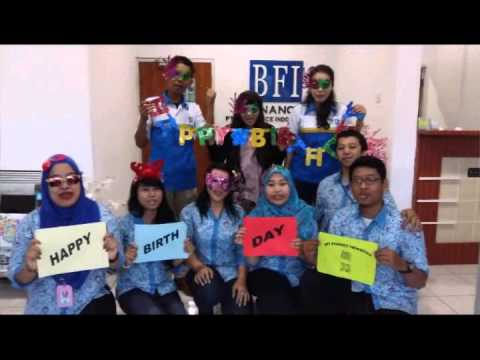 BFI BINTARO #HUT 33 BFI Finance Indonesia