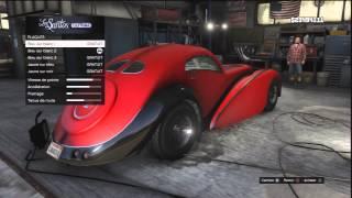 La Voiture La Plus Chère De GTA 5 Z-Type + ASTUCES