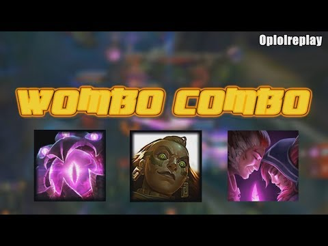 Epic Wombo Combo - KZ VS RNG 2018 MSI FInals