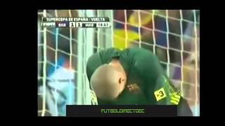 Los 6 Goles Del Portugués Cristiano Ronaldo Al Barcelona