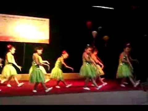 Tổng kết lớp múa thiếu nhi hè 2013