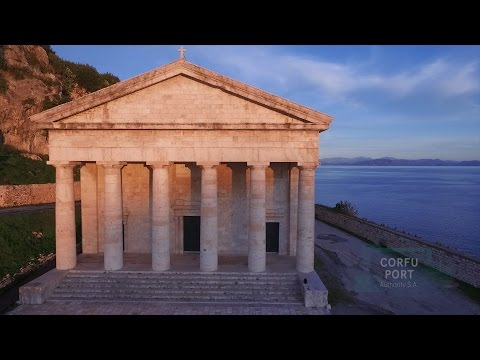 project corfu video Corfu the Garden of Gods