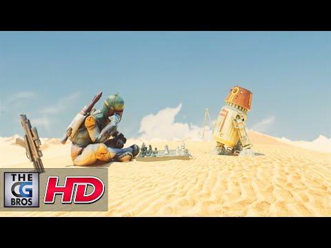Star Wars - Boba Fett hrá šach