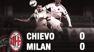 Chievo-Milan 0-0 Highlights | AC Milan Official