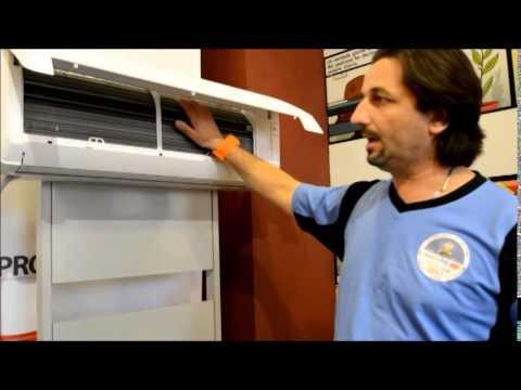 Come funziona un Condizionatore inverter