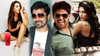 Hansika & Shruthi to act with Vikram & Arya respectively