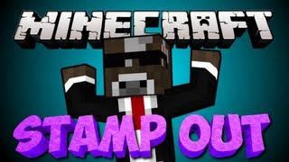 "Minecraft ""CRASH BANDICOOT"" STAMP OUT Minigame"