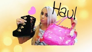 PiinkSparkles – :♥: Collective Haul :♥: