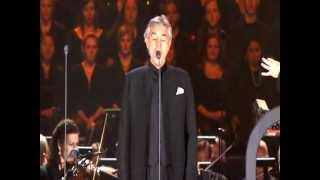 Andrea Bocelli - La Donna è Mobile  - Concert One Night in Central Park