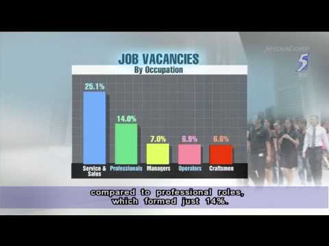 Tight labour market continues to push up number of job vacancies - 27Jan2014