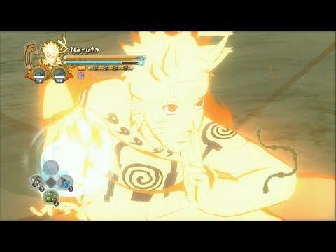 Naruto Shippuden: Ultimate Ninja Storm 3 - Zetsu Extermination (Mob Battle)