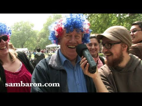 Royal Wedding: Funny interviews with the public