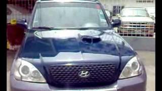 AUTOS USADOS ECUADOR(Venta 4x4 Hyundai TERRACAN)