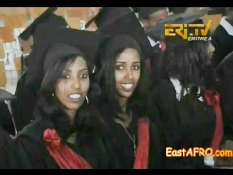 The Eritrean Institute of Technology Gradutes 1081 Students | ERiTV