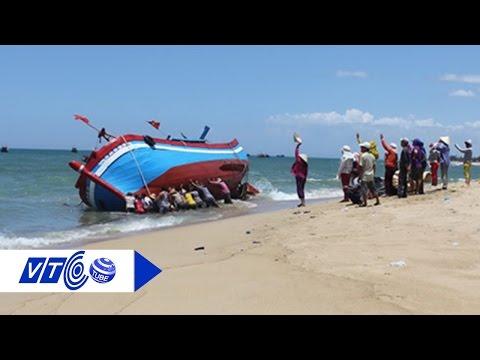 Quảng Ngãi: Cửa biển bồi lấp, dân 'khốn khổ' | VTC
