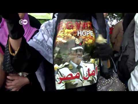 Sisi takes office in Egypt   Journal