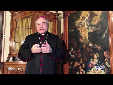 Natale 2020 - Messaggio del vescovo di Vittorio Veneto mons. Corrado Pizziolo