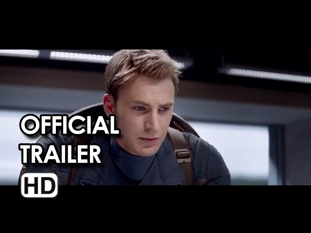 Captain America: The Winter Soldier Official Trailer #1 (2014)
