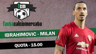 FANTACALCIOMERCATO: Milan con Kalinic-Ibra, Cancelo-Juve, de Vrij...
