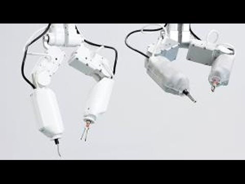 Fist-Sized Robots Developed For Surgery In Space