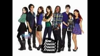 Five Fingaz (To The Face)| Victorious Cast (Studio