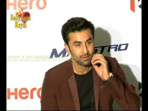 Ranbir Kapoor at the Hero MotoCorp 'Meet n Greet' Event 2